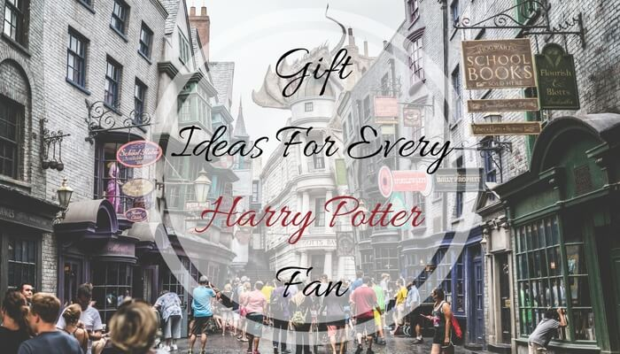 Gift Ideas For Every Harry Potter Fan